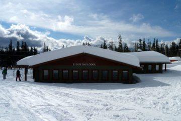 The Ridge Day Lodge exterior