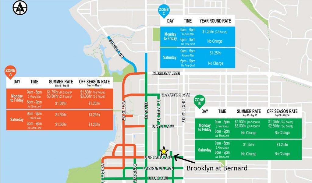 Kelowna-Parking-Brooklyn-at-Bernard-Map