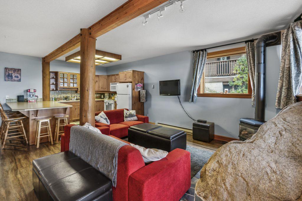 Condo at Big White Ski Resort